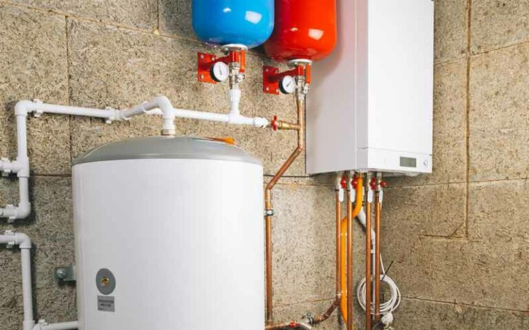 Cara Pasang Water Heater Gas