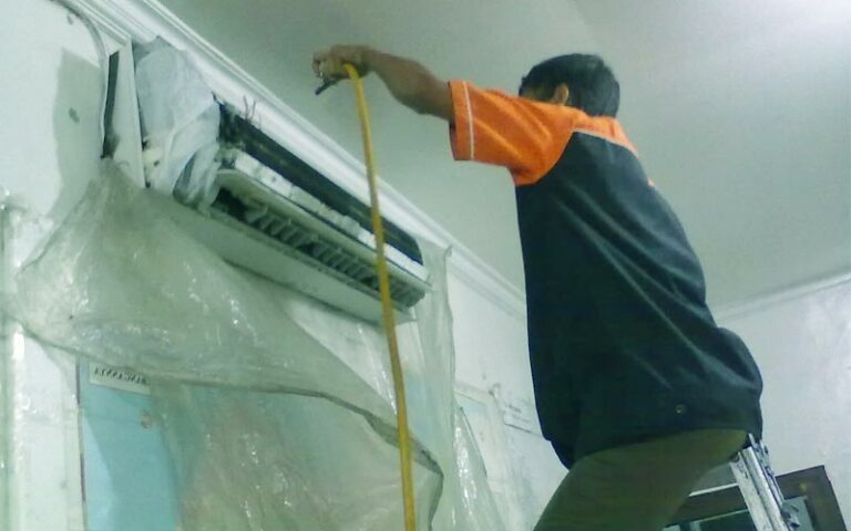 Biaya Cuci AC Rumah
