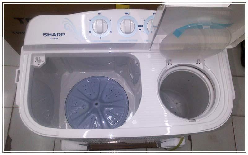 Service Mesin Cuci 2 Tabung