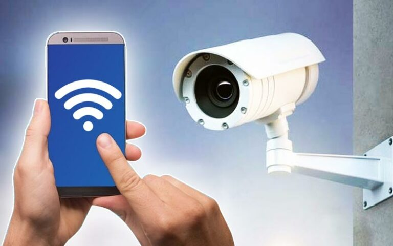 Cara Pasang CCTV Wireless