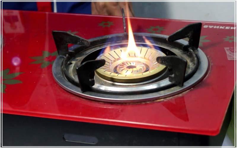 Cara service kompor gas