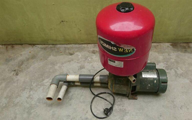 Cara Kerja Pompa Air Jet Pump