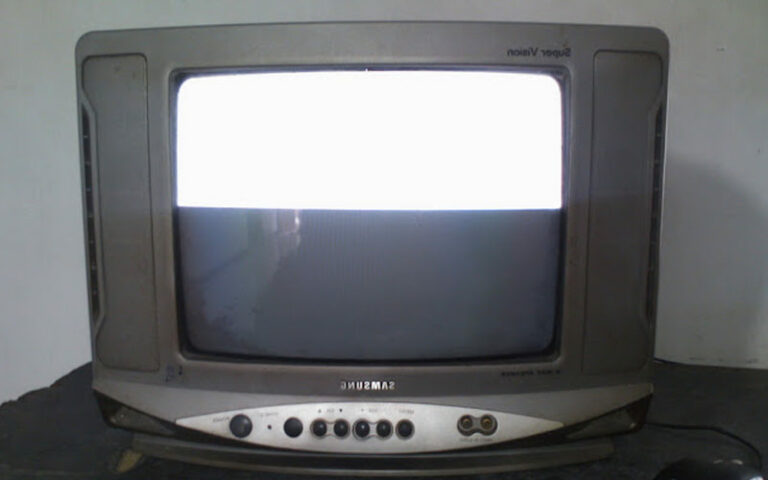 Service TV Tabung