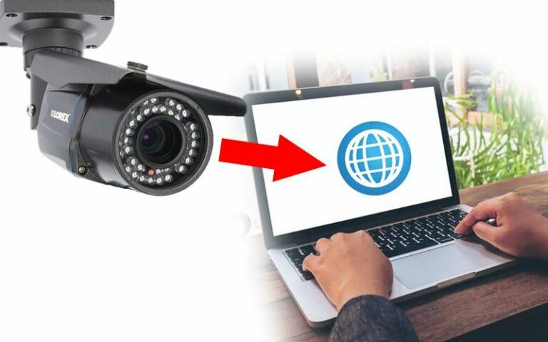 Cara Setting Tampilan CCTV