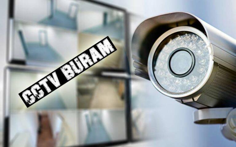Penyebab Kamera CCTV Buram