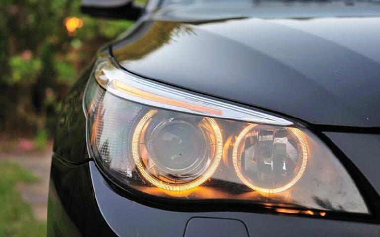 Service Lampu Mobil