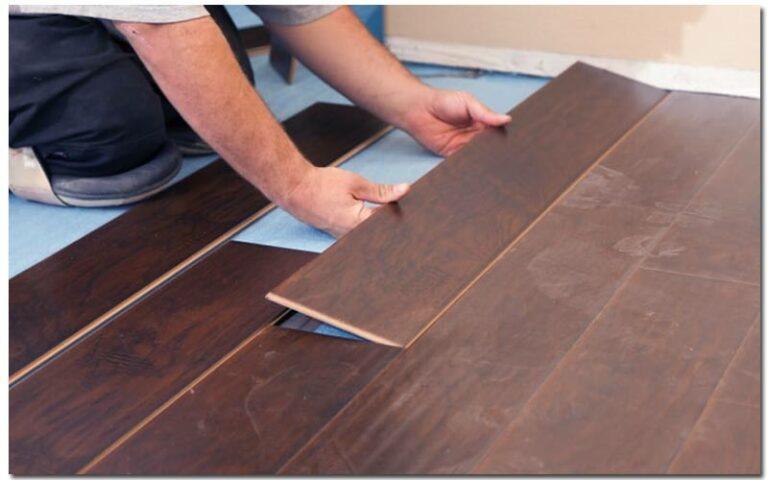 Cara Membuat Lantai Kayu