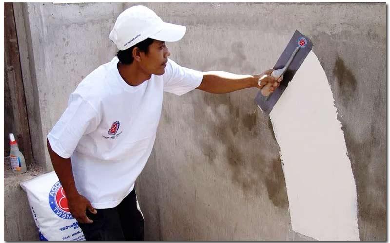 Cara Mengecat Tembok Baru Yang Benar