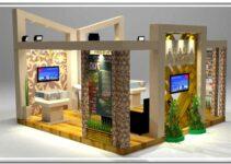 Stand Booth Pameran: Cara Pembuatan Dan Harganya