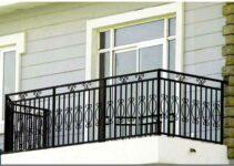 Railing Balkon Minimalis Modern Dan Harganya