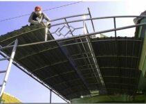 Harga Borongan Pasang Atap Spandek Per Meter Termurah