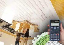 Harga Pasang Plafon PVC Terbaru Dan Kelebihannya