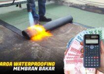 Harga Waterproofing Membrane Bakar Paling Murah