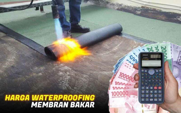 Harga Waterproofing Membrane