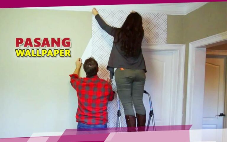 Cara Pemasangan Wallpaper