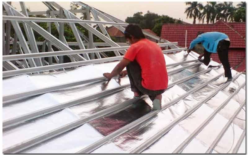 Pemasangan Atap Galvalum Yang Baik Dan Benar - Jasa Terdekat