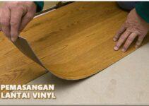 Pemasangan Lantai Vinyl Yang Benar Dan Perawatannya