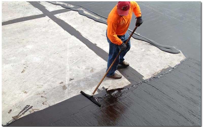 Waterproofing Dak Beton